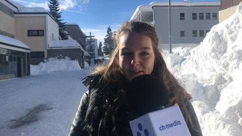 «Nachhaltige Impulse für die ganze Welt»: Das sagen Aargauer Kanti-Schüler über das WEF