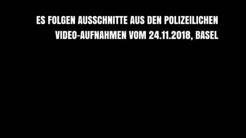 Video von Basel Nazifrei zu einem angeblichen «Aktenleak»