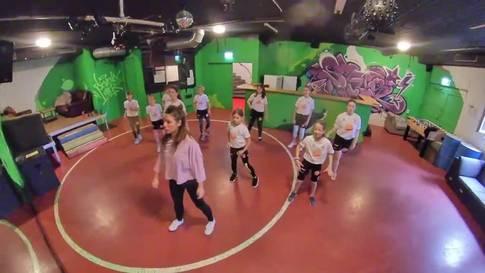 Dancecamp Lindenhaus Grenchen