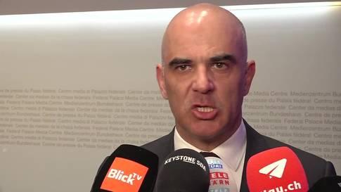 Coronavirus - Alain Berset erklärt: Darum werden die Grenzen zu Italien nicht geschlossen