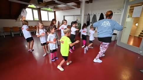 Dancecamp im Lindenhaus Grenchen