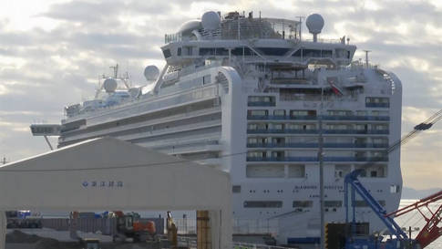 Nach Quarantäne: Japan lässt Kreuzfahrt-Passagiere an Land