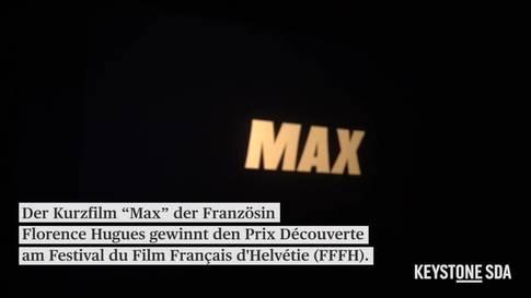 Die belgische Schauspielerin Cécile de France in Biel am FFFH