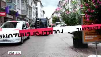Mann verletzt in Schaffhausen fünf Personen mit Motorsäge