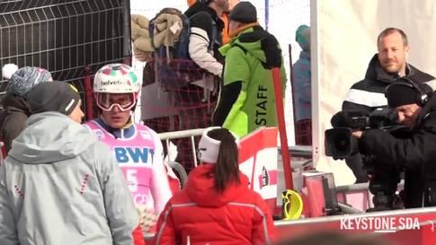 Wengen: Daniel Yule einziger Schweizer in den ersten Zehn im Slalom