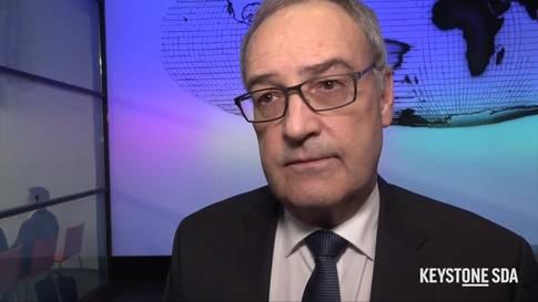 Guy Parmelin will den Zivildienst unattraktiver machen