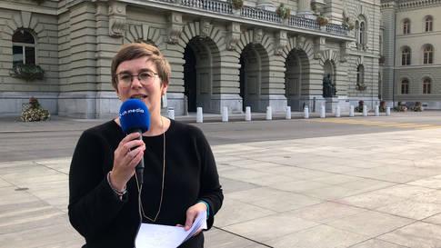 Videokommentar aus Bern: Doris Kleck über die Überraschung des Tages, den Gewinner des Jackpots und die Position des Bundesrats