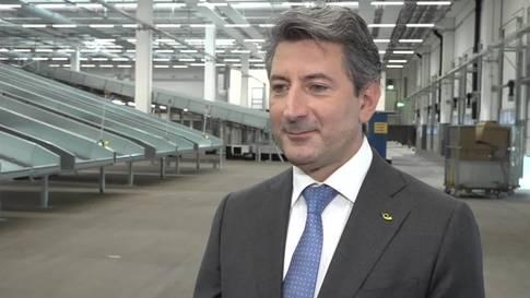Neuer Post-CEO Roberto Cirillo präsentiert Zukunftspläne