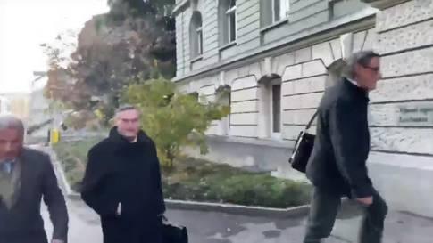 """""""Gerigate"""": Das sagt Verteidiger Landmann vor Prozessbeginn"""