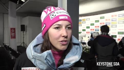 Hat Wendy Holdener noch genug Energie für den Slalom?