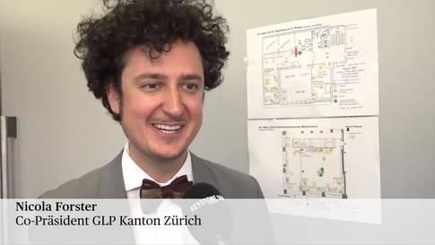 Kantonsratswahlen Zürich, die Reaktion der Parteien