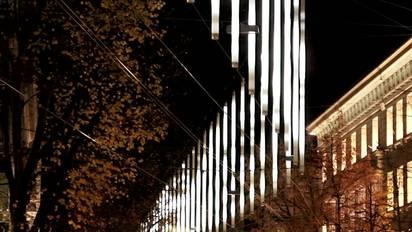 Zürich Weihnachtsbeleuchtung.Zürcher Weihnachtsbeleuchtung Röhren Unter Dem Hammer