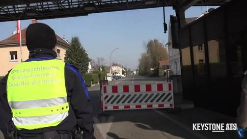 Militärpolizisten unterstützen Grenzwache an den Landesgrenzen