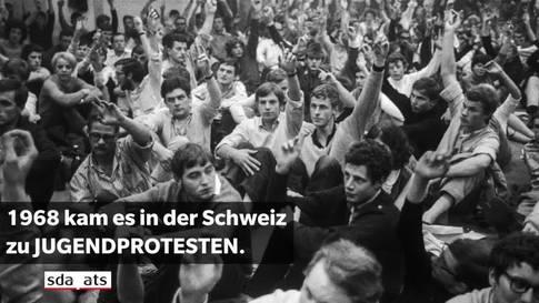 1968 – Globuskrawalle in Zürich