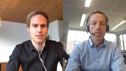 Nach den chaotischen Szenen in Washington: Auslandchef Samuel Schumacher und Chefredaktor Patrik Müller im Gespräch über die Ereignisse in den USA