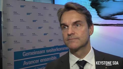 """Beat Walti: """"Gegen Amsler sprachen vor allem regionale Gründe"""""""