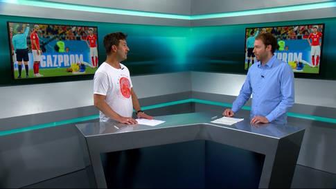 WM-Talk - unsere Fussballexperten im Streitgespräch zum ersten Auftritt der Schweizer Nati