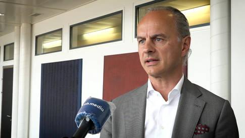 Ende der Neuen Aargauer Bank: der neue Aargau-Chef der Credit Suisse im Interview