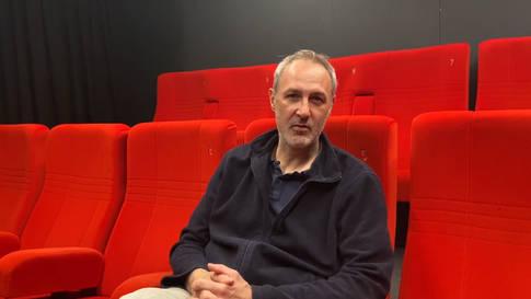 Bruno Arnold, Geschäftsführer der Cinepol in Sins, über die zermürbende und zugleich entspannte Situation in der Pandemie