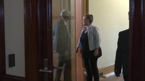 Bundesanwalt Michael Lauber spielt Verstecken