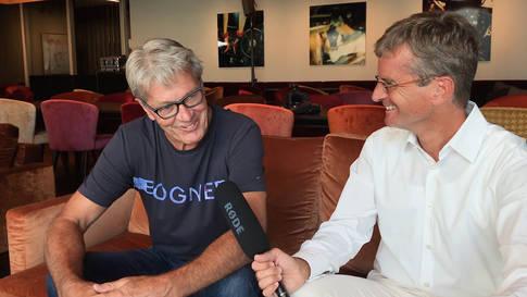 «Ogi hat dir Beine gemacht – Zum Glück!»: Berhard Russi wird heute 70 – unser Kolumnist hat ihn interviewtn