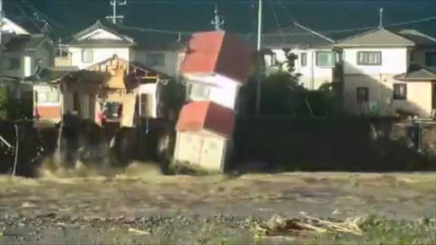 Mega-Taifun fordert weitere Opfer