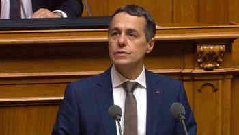 Ignazio Cassis: Cassis: «Ich will unser Land stärker zusammenschmieden»