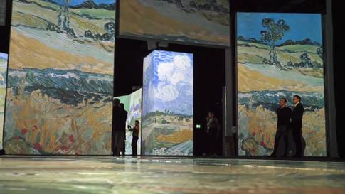 «Van Gogh Alive» in Zürich