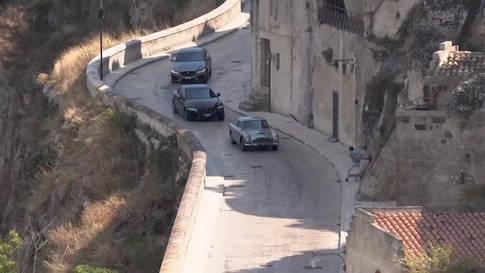 Video zeigt wilde 007-Verfolgungsjagd