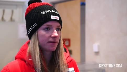 Nadine Fähndrich ist als Allrounderin an der Nordischen Ski-WM