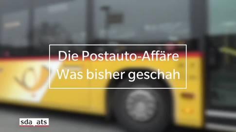 Postauto zahlt 205 Millionen an Bund, Kantone und Gemeinden zurück