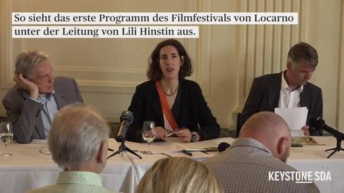 Locarno unter Lili Hinstin: Neuentdeckungen und ein Tarantino