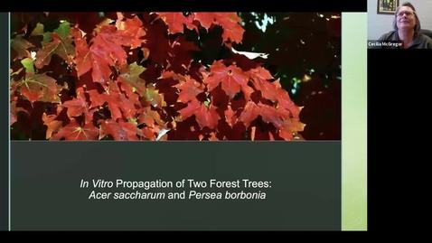 Thumbnail for entry Horticulture Seminar - Nicole Locke