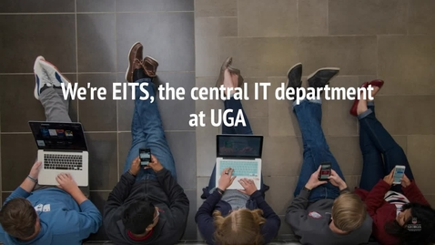 Thumbnail for entry EITS Tech Tools for Grad Students