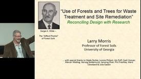 Thumbnail for entry Dr. Larry Morris