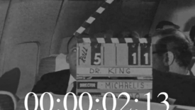 Thumbnail for entry MLK and Arnold Michaelis interview raw footage reel 7 (michaelis_1532)