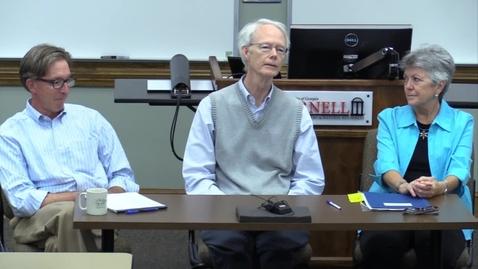 Thumbnail for entry Drs. Balthazor, Dalllmeyer, & Glover