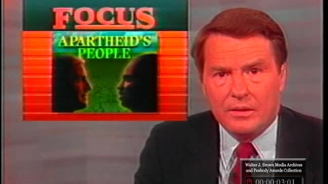 Thumbnail for entry The MacNeil/Lehrer Newshour. Apartheid's People | Part 2 of 2 | 85084nwt-2