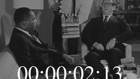Thumbnail for entry MLK and Arnold Michaelis interview raw footage reel 5 (michaelis_1530)