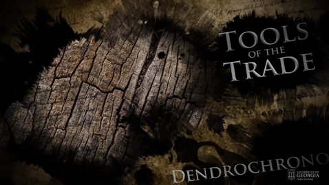 Thumbnail for entry Tools of the Trade - Dendrochronology