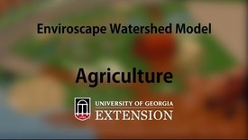 Thumbnail for entry Enviroscape Watershed Model - Agriculture