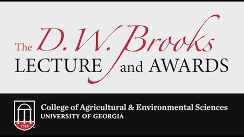 Thumbnail for entry 2017 DW Brooks Lecture Dr Nina Federoff