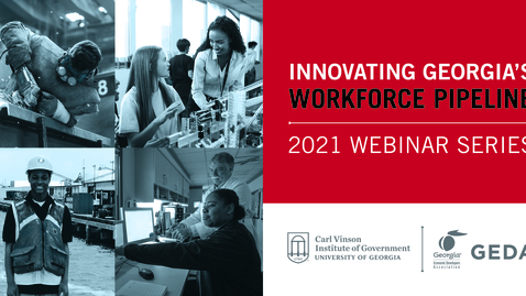 Thumbnail for entry 2021 WORKFORCE PIPELINE CONFERENCE GRAPHIC 1