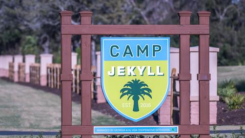 Thumbnail for entry Georgia 4-H at Camp Jekyll
