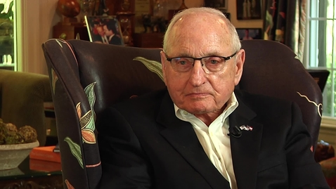 Thumbnail for entry Coach Vince Dooley, Part 1, UGA Athletics Oral History Collection