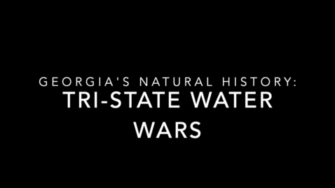 Thumbnail for entry Gallery Highlight: Georgia Water Wars