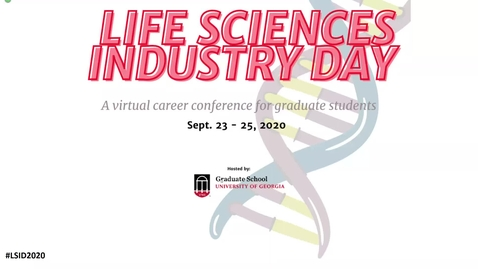 Thumbnail for entry Life Sciences Day Opening Session: A Conversation with Dr. Susanna Greer