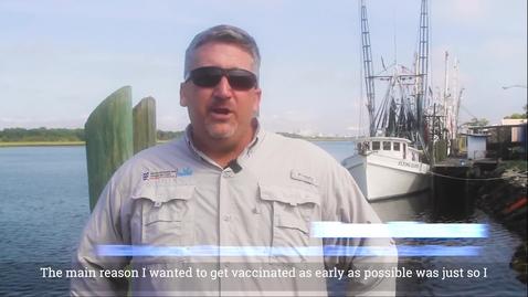 Thumbnail for entry Bryan Fluech Vaccine Video