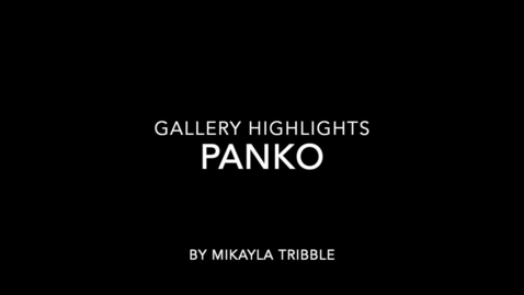 Thumbnail for entry Gallery Highlight: Panko, A Suffrage Card Game