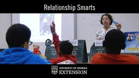 Thumbnail for entry Innovative UGA Extension Program - Relationship Smarts